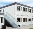 Nach nur acht Wochen Bauzeit konnte in der IGS Mainz der Schulbetrieb in den temporären Wohlfühlräumen von Algeco starten. (Foto: Algeco)