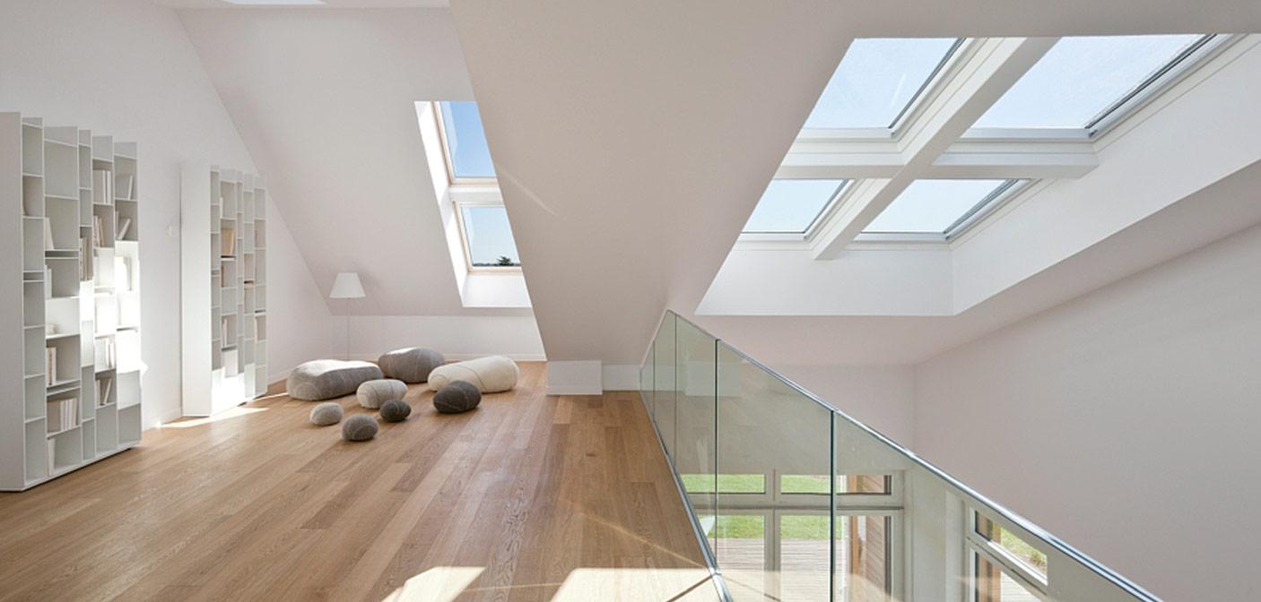 umweltbewusstes wohnen viel licht und frische luft. Black Bedroom Furniture Sets. Home Design Ideas