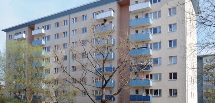 Ist-Zustand des Gebäudes Havensteinstraße. - © degewo