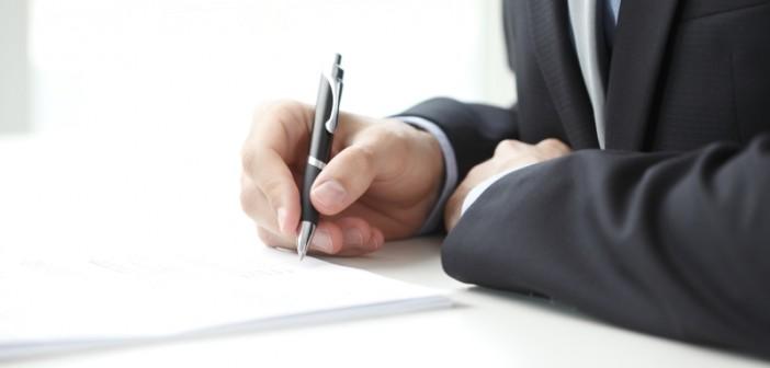 Eine Vollmacht sollte schriftlich nachweisbar sein