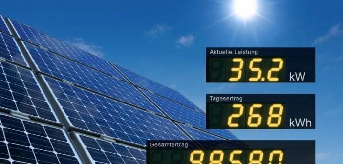 Zu große Mengen an eingespeistem Solarstrom verursachten Unkosten für die Netzbetreiber. - © visdia, Fotolia.de