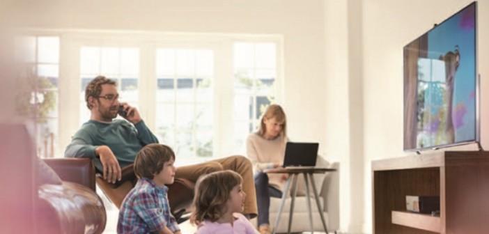Unitymedia steigt schrittweise von analogen TV-Angeboten auf die digitale Verbreitung des Fernsehprogramms um. - © Liberty Global