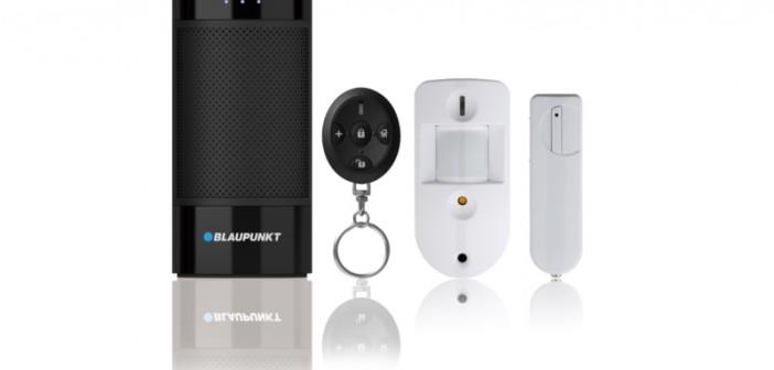 Das Bedürfnis nach Sicherheit steigt - eine Lösung: ausgeklügelte Sicherheitstechnik. - © Blaupunkt