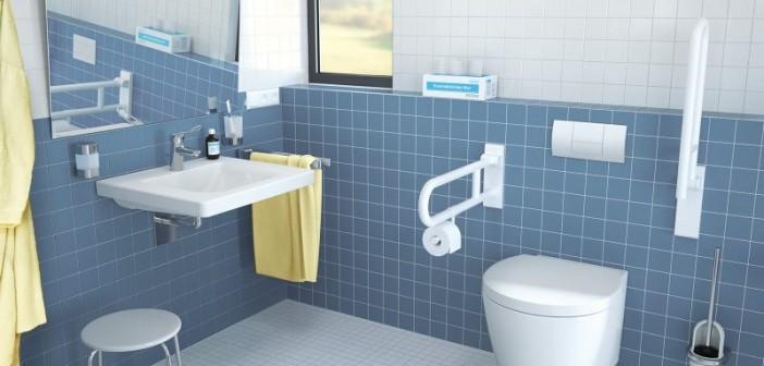 Ein unterfahrbarer Waschtisch ergänzt das Programm. - © Ideal Standard