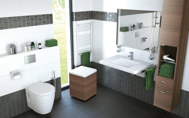 barrierefreiheit im badezimmer. Black Bedroom Furniture Sets. Home Design Ideas
