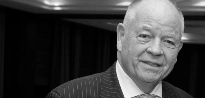 Verleger und Herausgeber Dieter A. Kuberski ist am 5. September im Alter von 76 Jahren verstorben. - © Wolfgang List