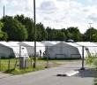 Notunterkunft für Flüchtlinge. - © hydebrink, Fotolia.de