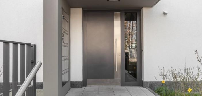 Die Haustür muss geschlossen bleiben. - © Matthias Buehner, Fotolia.de