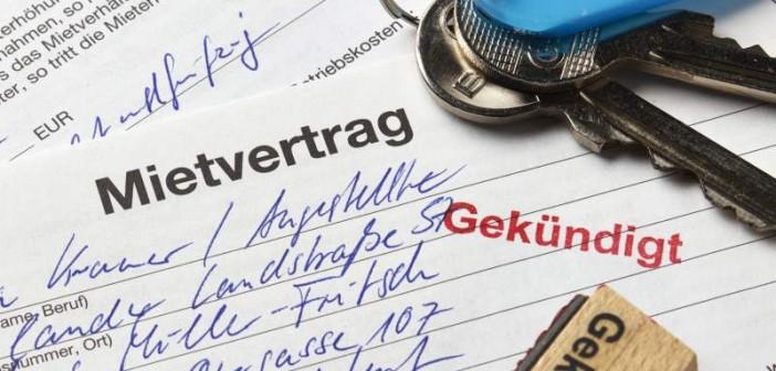 Kündigung wegen Eigenbedarf. - © akf, Fotolia.de