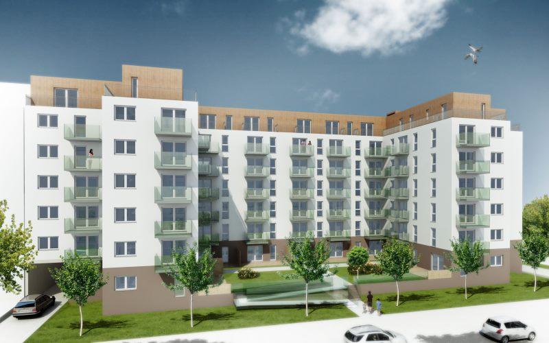 neubauprojekt in berlin pankow bezahlbarer wohnraum f r alle. Black Bedroom Furniture Sets. Home Design Ideas