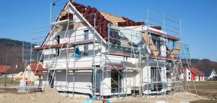 Gegen steigende Mieten hilft nur Bauen! - Symbolbild: © Jeanette Dietl, Fotolia.de