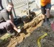 Primacom hat in ganz Deutschland speziell geschulte Reparaturtrupps stationiert, die im Fall der Fälle das Kabel reparieren können. - © primacom