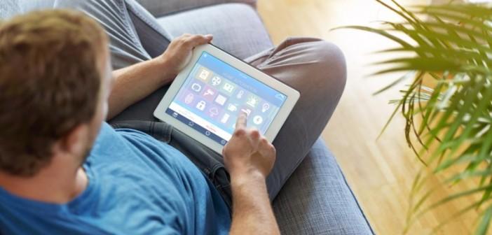 Mehrheit der Deutschen will das Zuhause intelligent vernetzen. - Bild: © AA+W, Fotolia.de