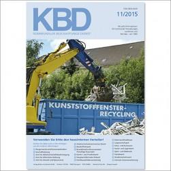 Titelseite - KBD 11/2015
