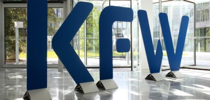 Nachfrage nach KfW-Förderung angestiegen. - Bild: © KfW-Bildarchiv / Thomas Klewar