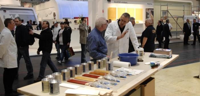 In vier Messehallen geben rund 400 Aussteller aus mehr als 15 Ländern einen Überblick über zahlreiche Produkt- und Verfahrensneuheiten. - Bild: © GHM