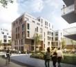 Das Ensemble besteht aus drei Gebäuden mit insgesamt rund 6.100 Quadratmetern Wohnfläche und 56 Tiefgaragenstellplätzen. - Bild: © Deutsche Immobilien AG