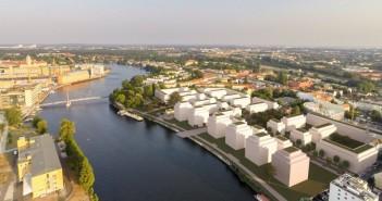 "Visualisierung des Projekts ""Spreequartier"" in Berlin-Köpenick. - Bild: © Buwog"