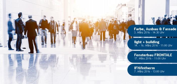 Durch zahlreiche Medienkooperationen ist die Verlags-Marketing Stuttgart mit all ihren Fachmagazinen auf den wichtigsten Messen der Branche vertreten. - Bild Hintergrund: © davis, Fotolia.de