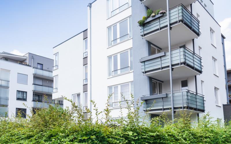 Balkone Steigern Die Wohnqualität Und Erhöhen Die Wohnfläche.   Bild: ©  Tiberius Gracchus,