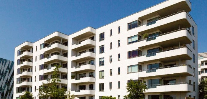 Im Jahr 2015 wurde in Deutschland der Bau von rund 309.000 Wohnungen genehmigt. - Bild: © Mikkel Bigandt, Fotolia.de