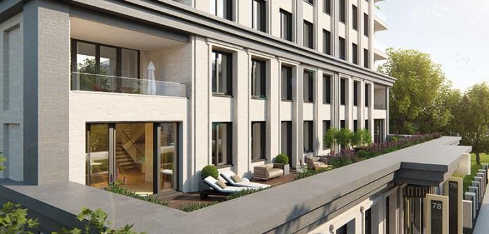 First Class Living Westend, Eigentumswohnung mit großzügiger Terrasse. - Foto: © Assmann beraten + planen