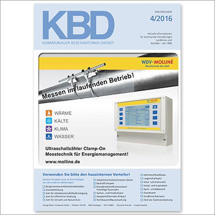 Titelseite - KBD 04/2016