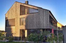 Auch der Holzbau kann von der guten Auftragslage im Wohnungsbau profitieren.
