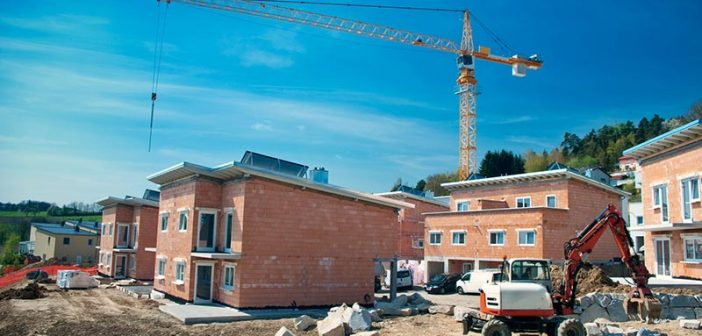 Report: Zwischen Baubedarf und Bautätigkeit klafft eine große Lücke