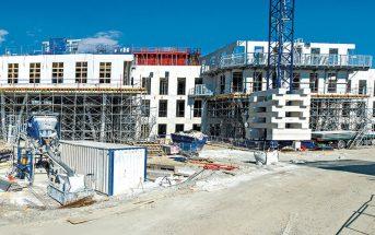 Neubauten werden künftig wohl höher ausfallen. - Bild: © francis bonami / Fotolia