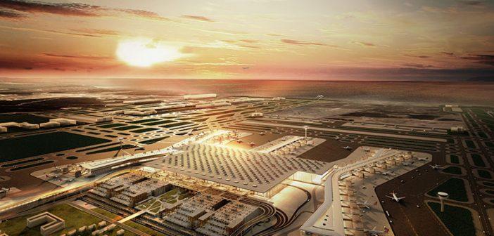 Im größten Flughafen der Welt wird Schindler bald die Passagiere bewegen.
