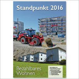 Titelseite - Standpunkt 2016