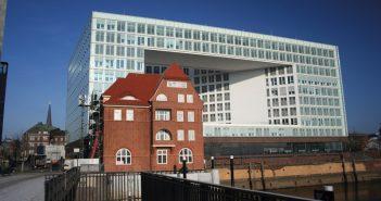 """(Dach-)Sanierung des denkmalgeschützten """"Alten Zollamtes"""" HafenCity Hamburg"""