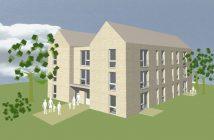 """Das """"Kieler Modell"""" bietet sowohl im ländlichen als auch im städtischen Kontext flexiblen Wohnraum."""