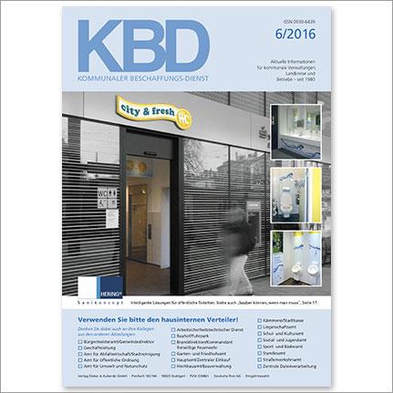 Titelseite - KBD 06/2016