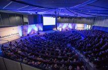 Am 29. und 30. November 2016 findet das Aareon Forum im Convention Center Deutsche Messe in Hannover statt. - Bild: © Christian Klant