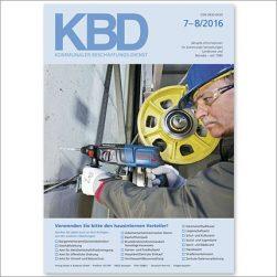 Titelseite - KBD 07&08/2016