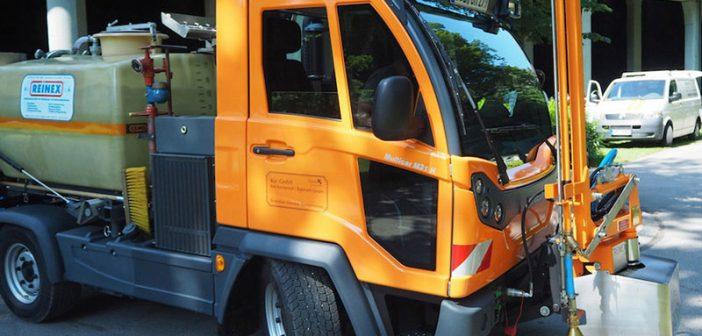 Die Investition in das variable Multifunktionsfahrzeug hat sich für Bad Reichenhall vom ersten Tag an gelohnt.