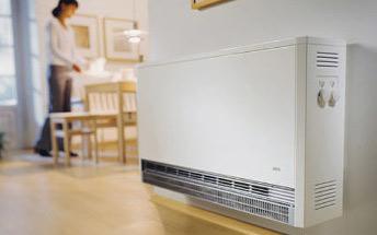 Speicherheizungen der neuen Generation sind mit moderner Technik ausgestattet und speichern die Wärme deutlich effektiver. - Bild: AEG/EHT