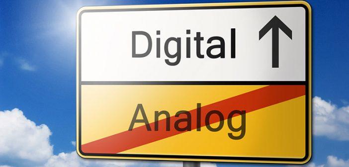 Ende des analogen Fernsehens – die Zukunft ist digital
