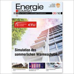Titelseite - EK 05/2016