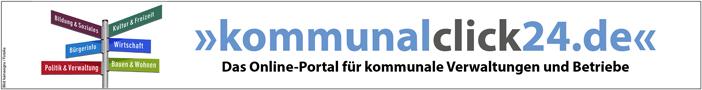 kommunalclick24.de - Das Onlineportal für kommunale Verwaltungen und Betriebe