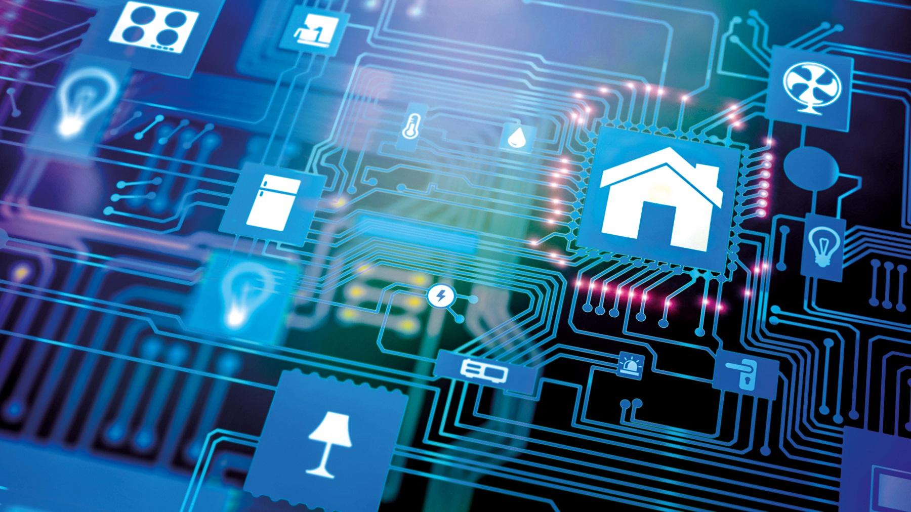 smart home sicherheit f r immobilienverwalter. Black Bedroom Furniture Sets. Home Design Ideas