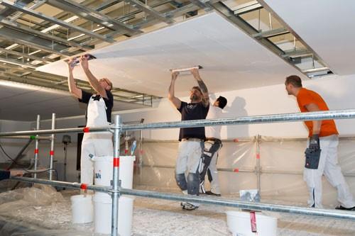 Amf Decken Eigenschaften : Knauf amf startet tacet schulungsprogramm