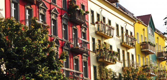 Deutschland braucht die Wohnwende