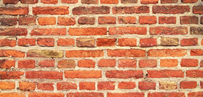 Ziegelmauerwerk schützt vor Kälte und Hitze