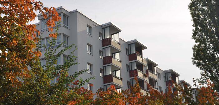 Bezahlbarer Wohnraum durch Geschossaufstockung
