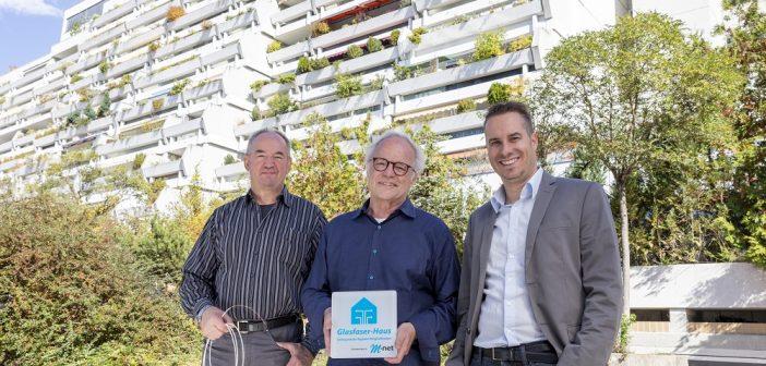 Münchner Olympiadorf: Mit Lichtgeschwindigkeit in die Zukunft