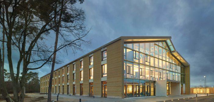 Nachhaltigkeitspreis Architektur für Alnatura Campus