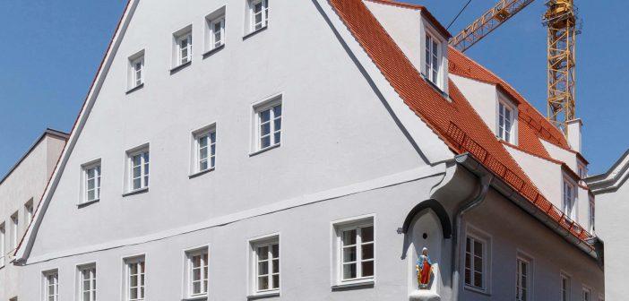 Denkmalschutz trifft Öko-Haus